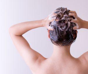 hoofd wassen hoofdluis